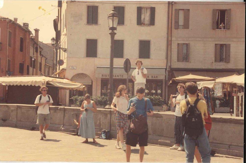 Padova outside St. Anthony - Janet Howard.jpg