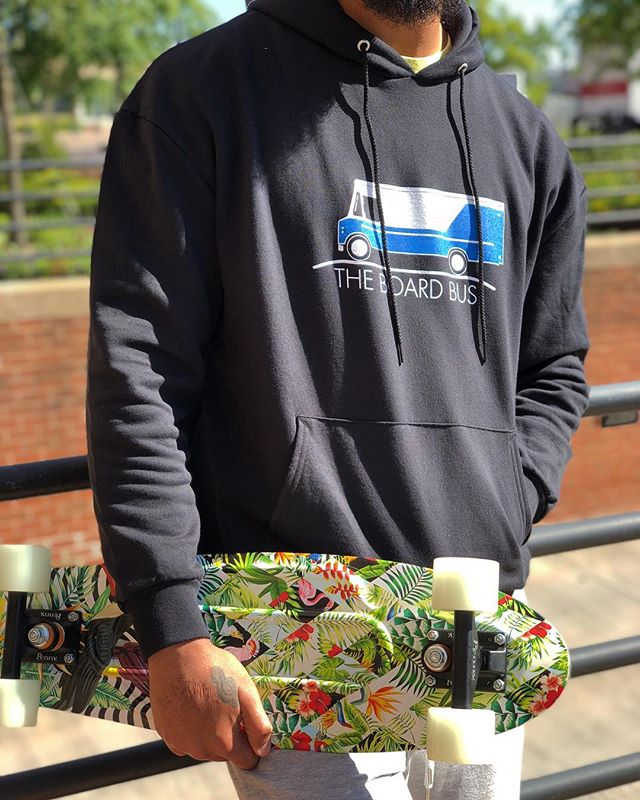 @sean_minatti looking fit for fall in our fresh Board Bus hoodie. Click the pic to purchase your own.