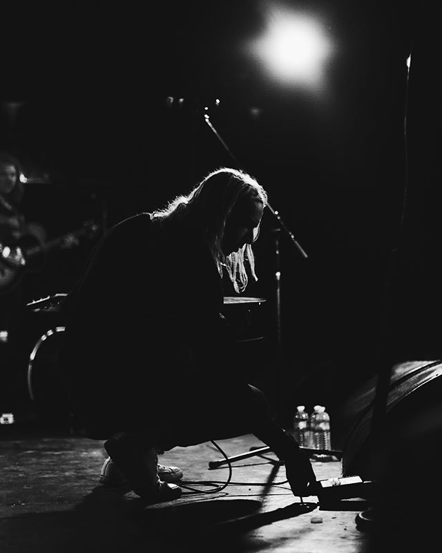that one time @underoathband played a wild acoustic set at @launchmusicconference.
