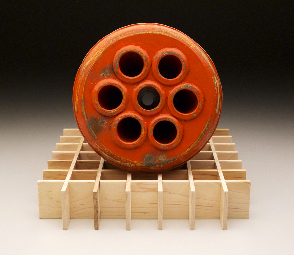 225A135 Allis Chalmers Orange