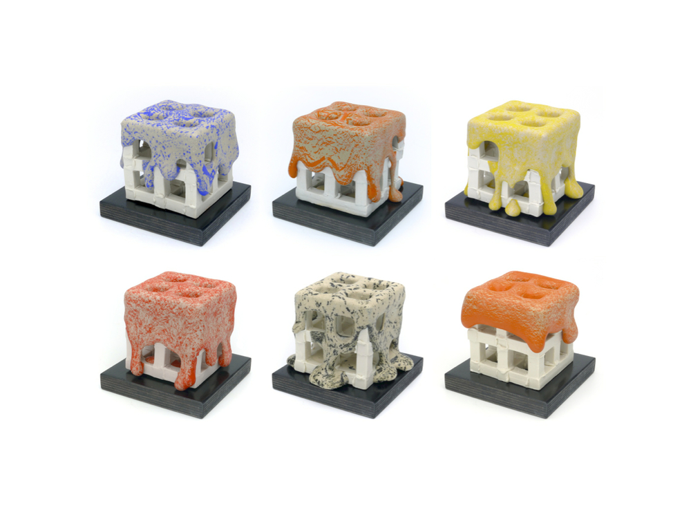 small cubes