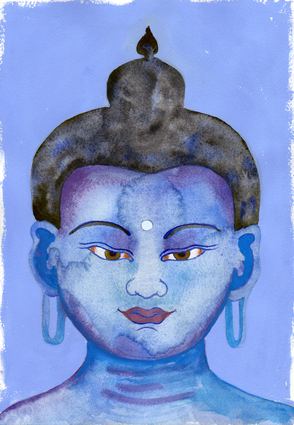 Radiant Jewel Buddha