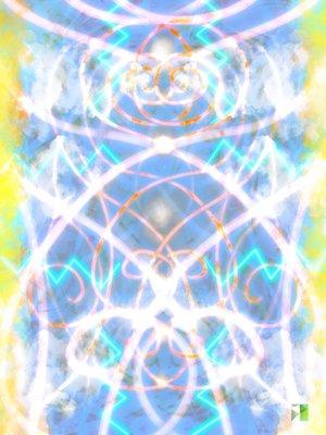 Air   Electronic Painting  Maya 2019 SP  dimensions variable