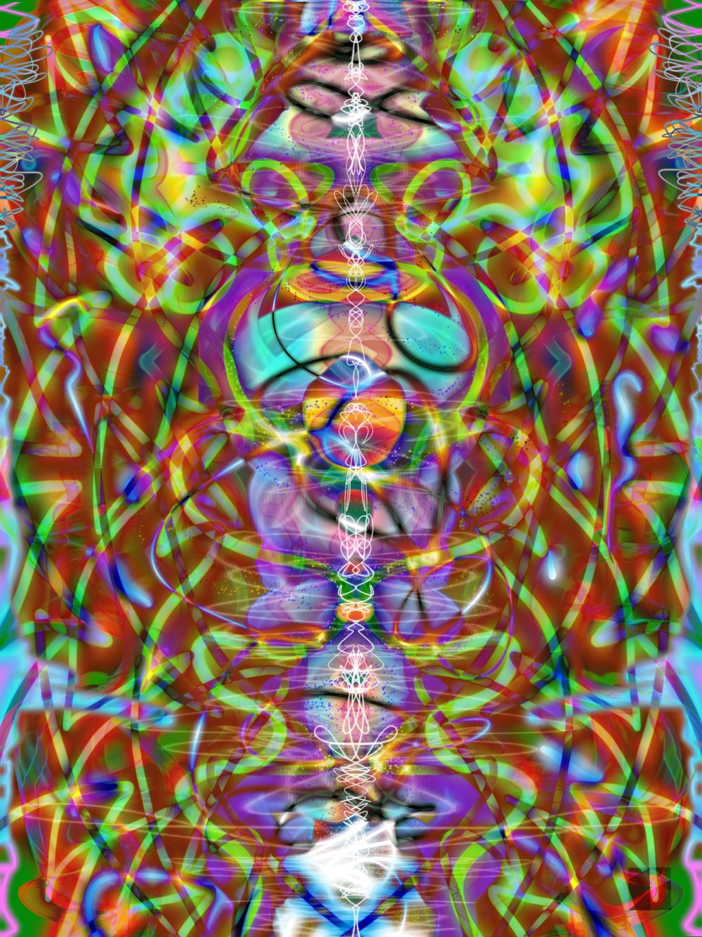 Maya   Electronics Paintings  Maya 2019 SP  dimensions variable