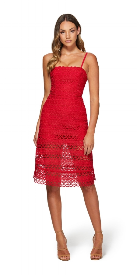 Lily Lace Dress - KOOKAI