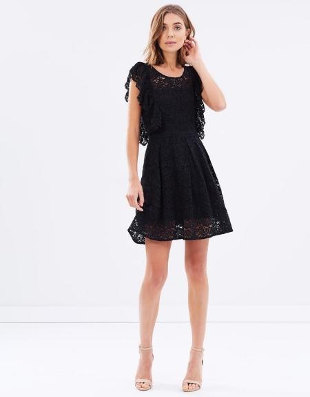 Imani Lace Dress - SASS