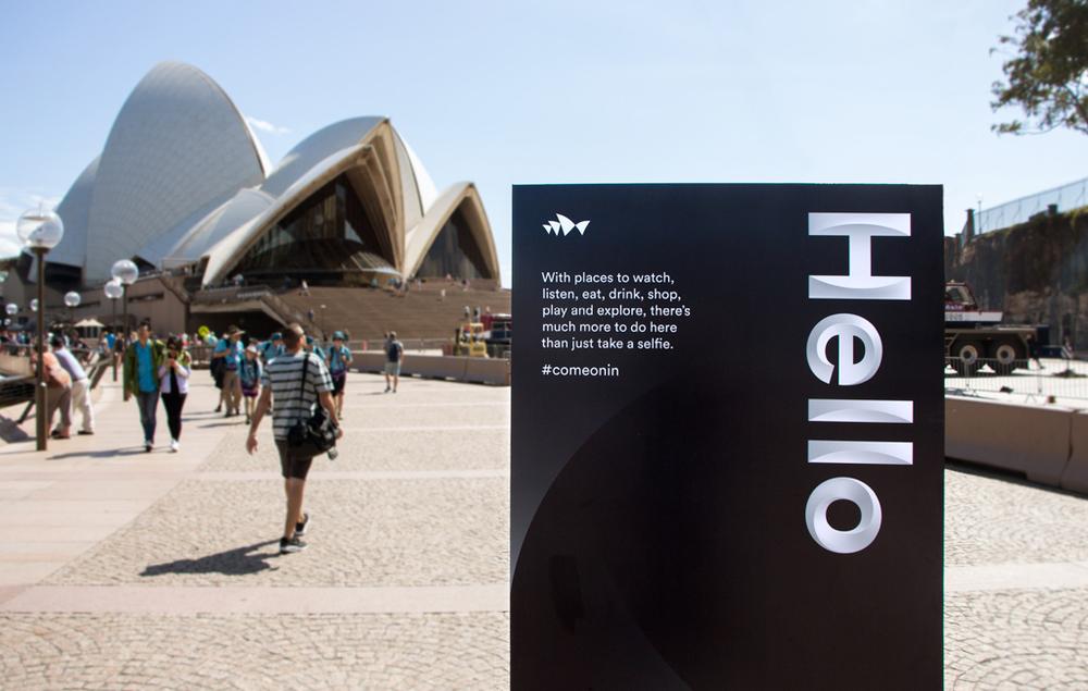 Sydney Opera House Brand Identity Interbrand Australia