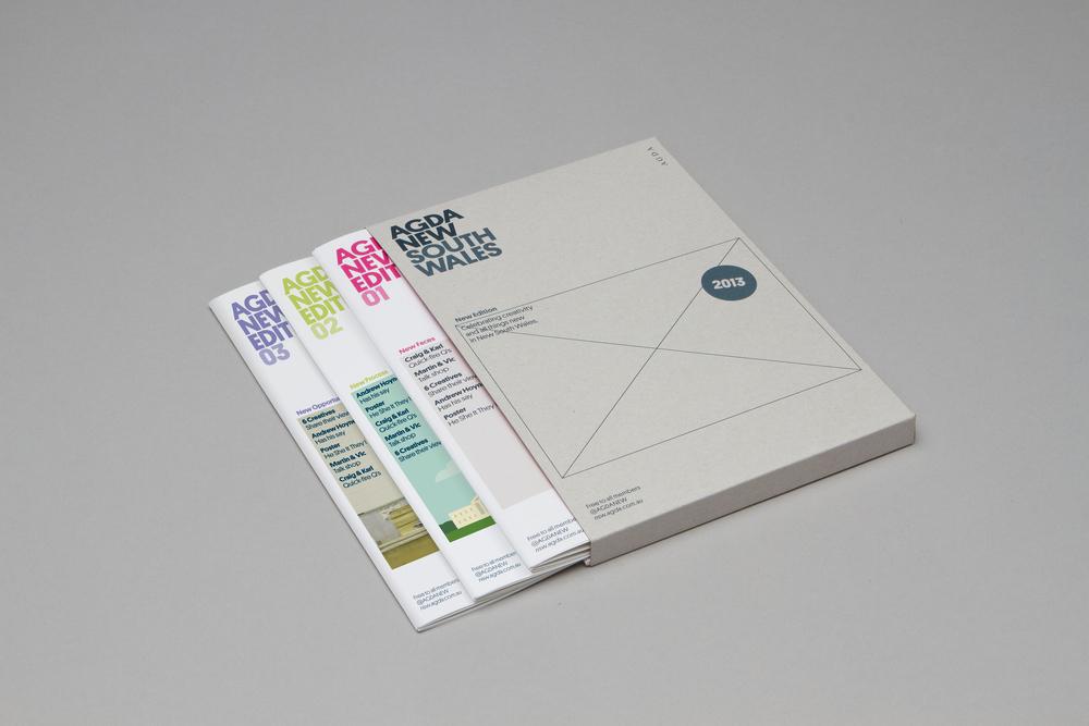 AGDA New Edition Editorial