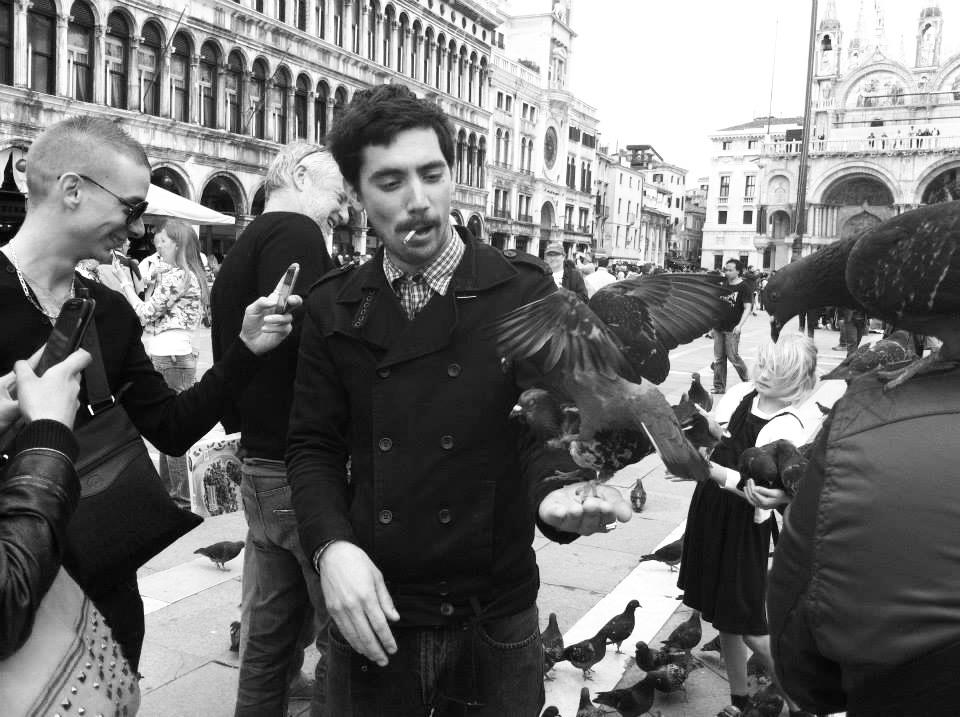 Piazza SanMarco, Venice, Italy.