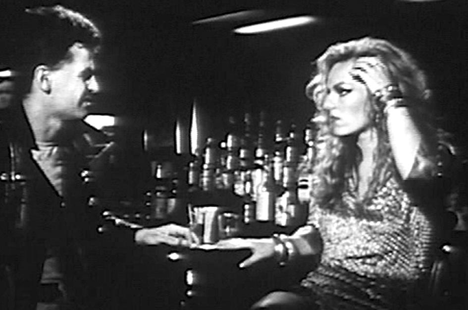 Eric Mitchell & Cookie, film still fromUnderground U.S.A.(1980)