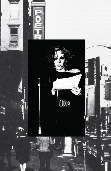 Cookie, NYC, c. 1980 (Allen Brand)