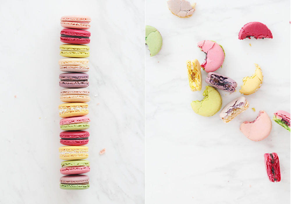 Natalie Eng Macarons; 8 Flavours
