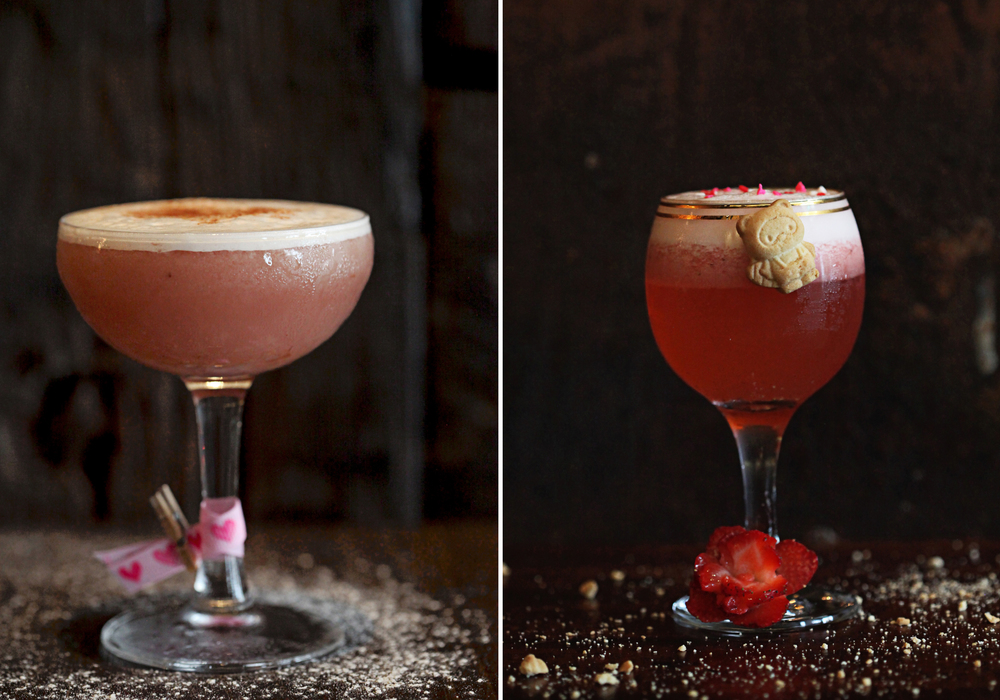 Tess Bar n' Kitchen Singapore - Cocktails