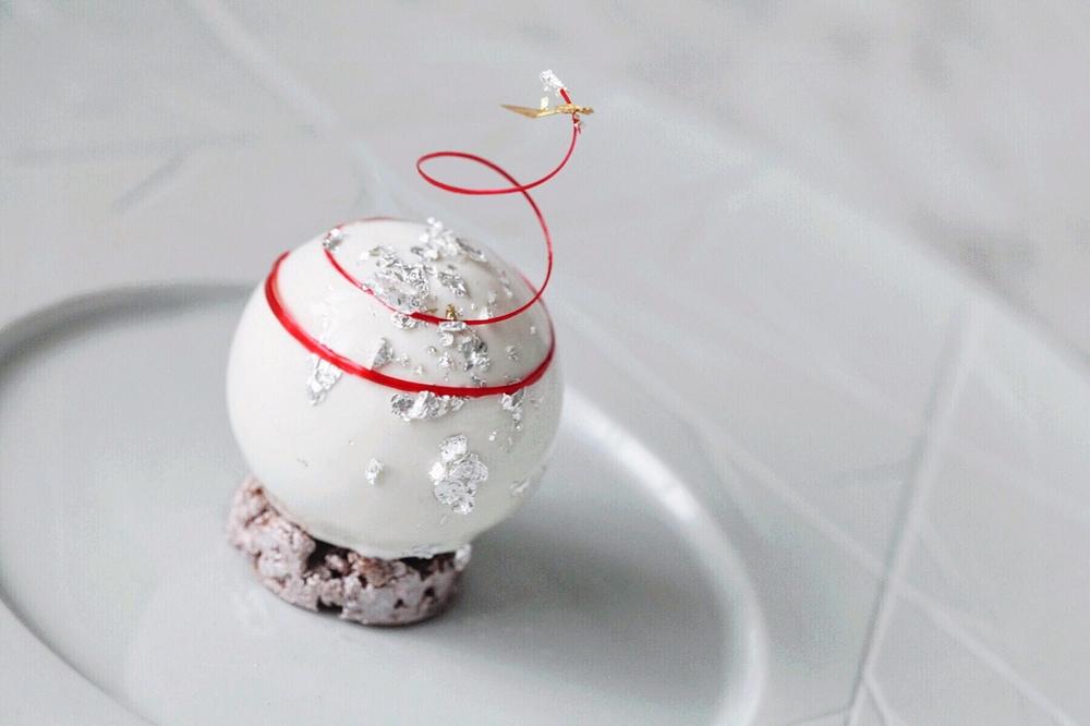 Christmas 2015; Strawberry, Milk and Rhubarb