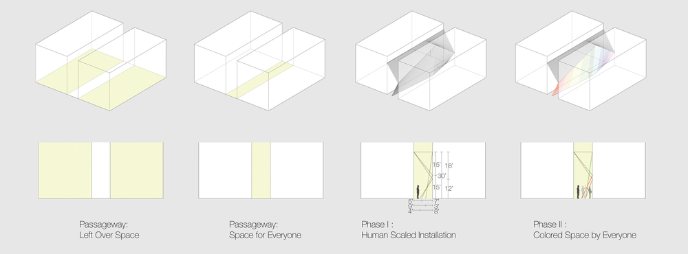 Colorway beomki lee for Between spaces architecture bangalore