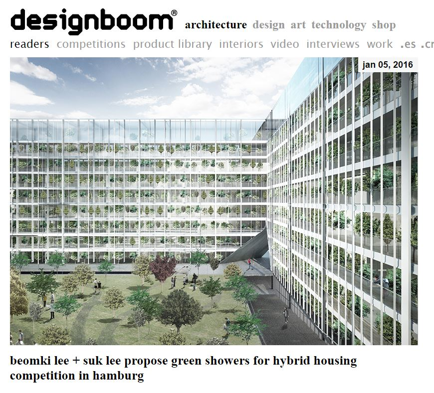Design Boom - Green Showers