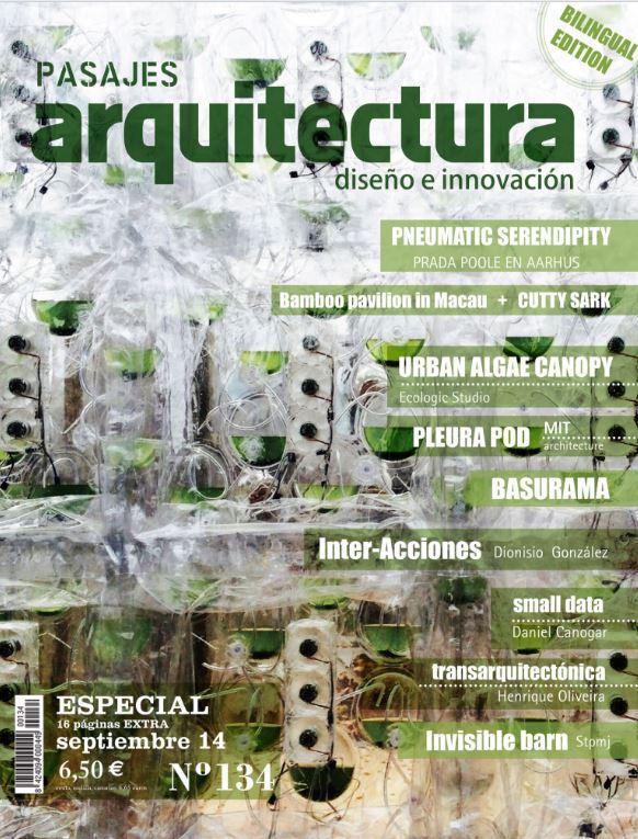 Pasajes Arquitectura - Pleura Pod (Printed Publication)