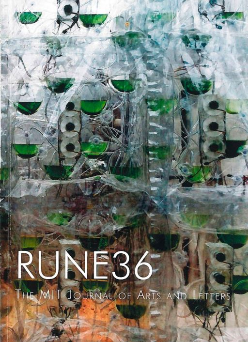 Rune Magazine 36 - Pleura Pod (Printed  Publication )