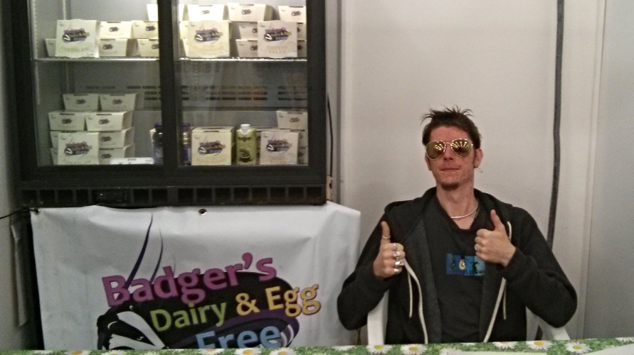 Badger's Dairy and Egg Free