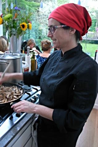 Paula | TitBits Vegan Catering