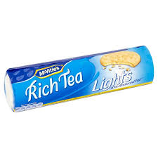 McVitie's Rich Tea Lights