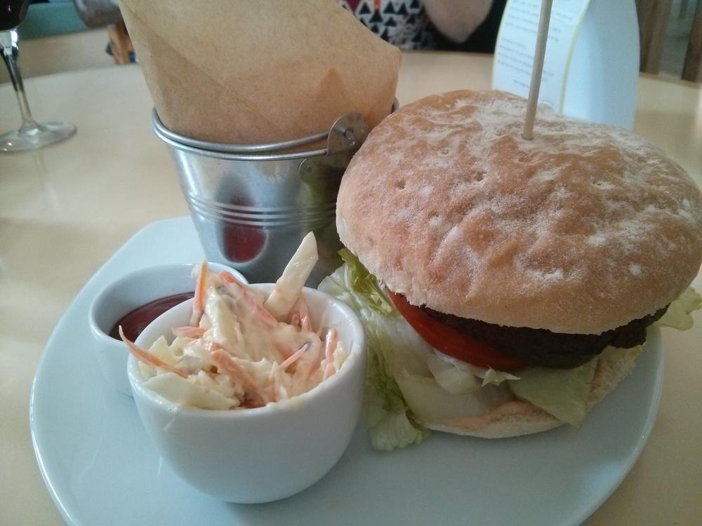 Classic VBeefy burger