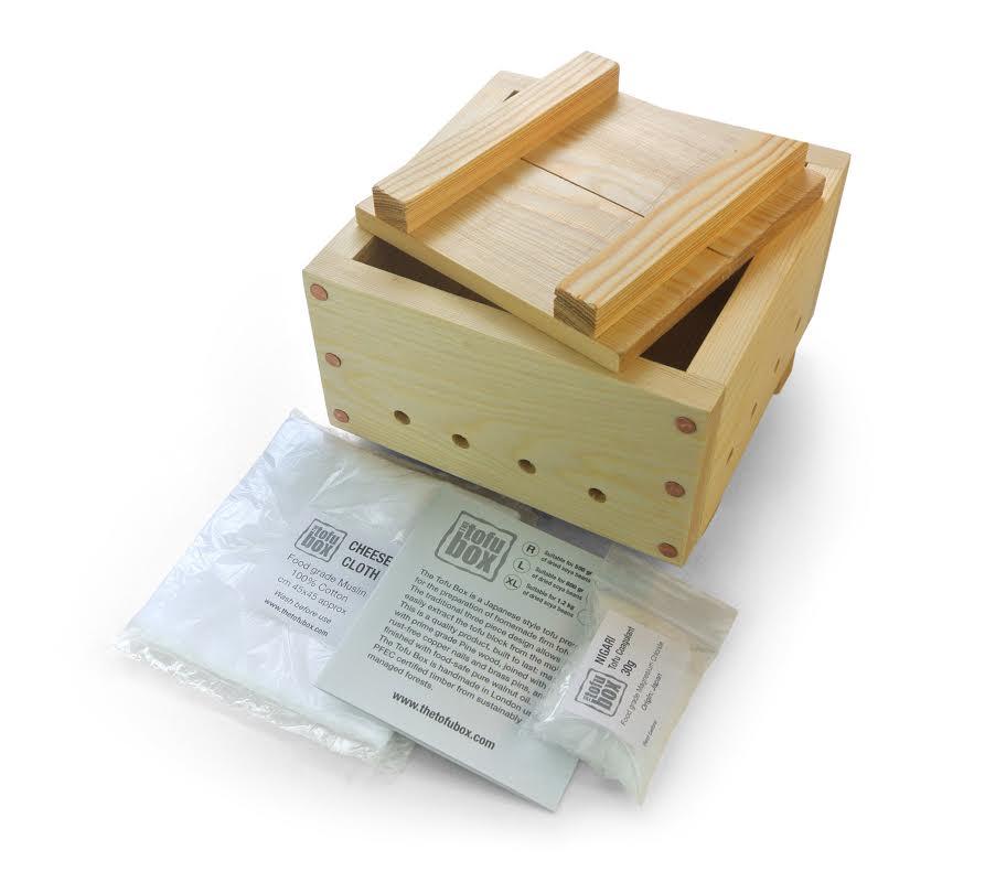 The tofu kit