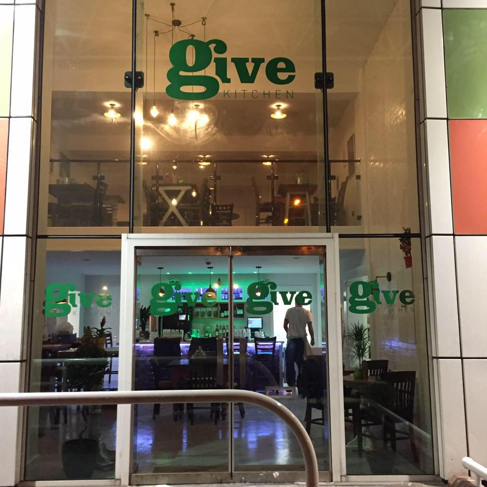 Meet Paul and Dario who have created Give Kitchen through which ...