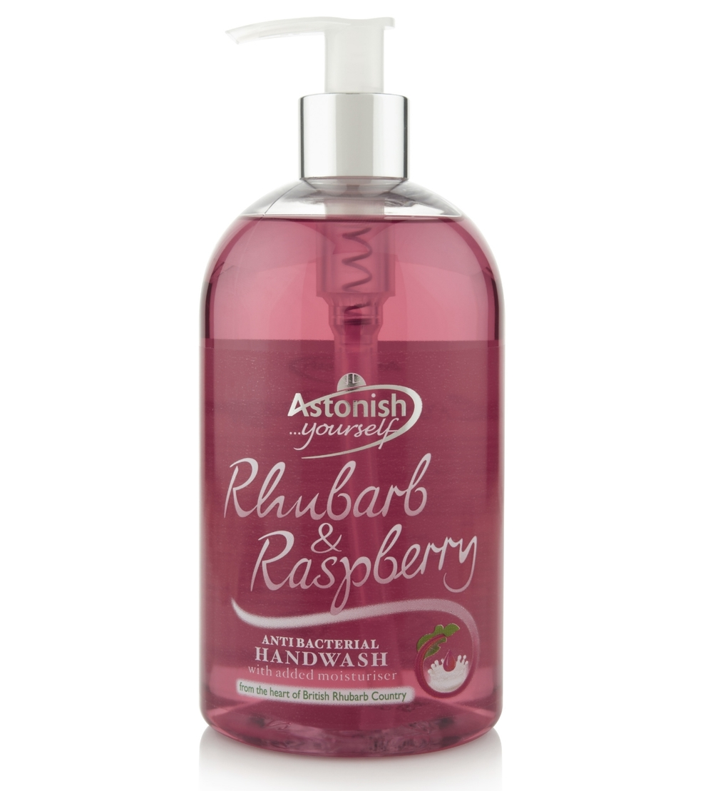 Astonish Rhubarb and Raspberry hand wash 500ml.jpg