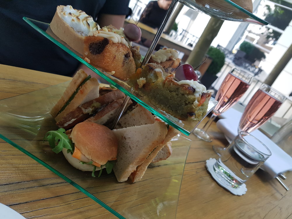 Vegan Afternoon Tea at Café Forty One