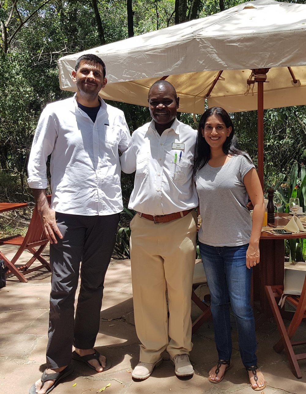 Julius from Masai Mara Intrepids Camp