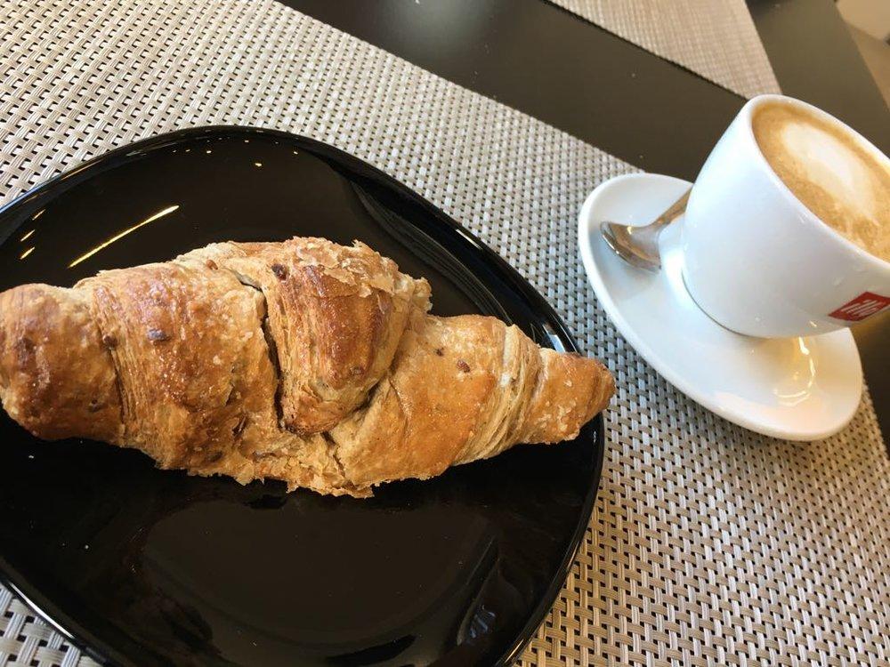 Gloria Pretzels and Coffee