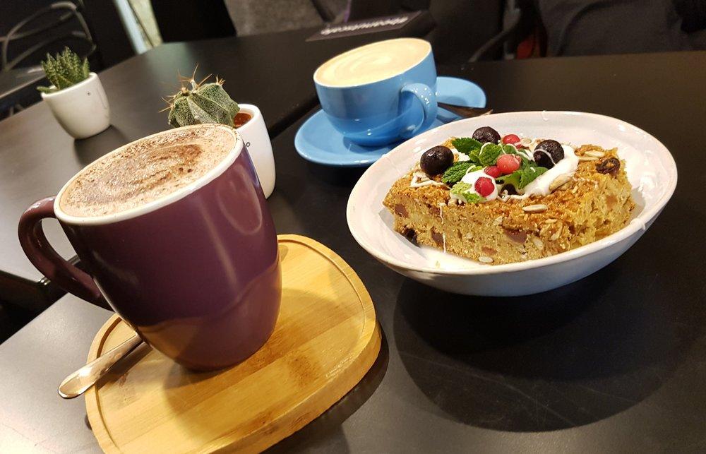 beanuts: a vegan coffee shop
