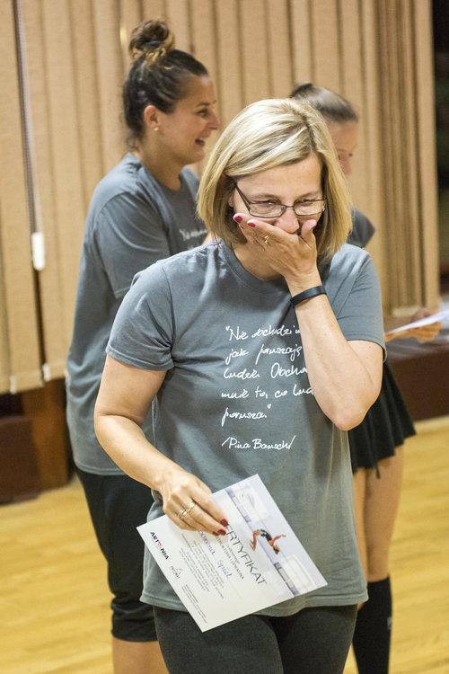 Bożena Spiel - nasza dobra duszyczka obozowa pani Bożenka z wieloletnim doświadczeniem pedagogicznym - pokocha, przytuli, dopilnuje - złoto :)