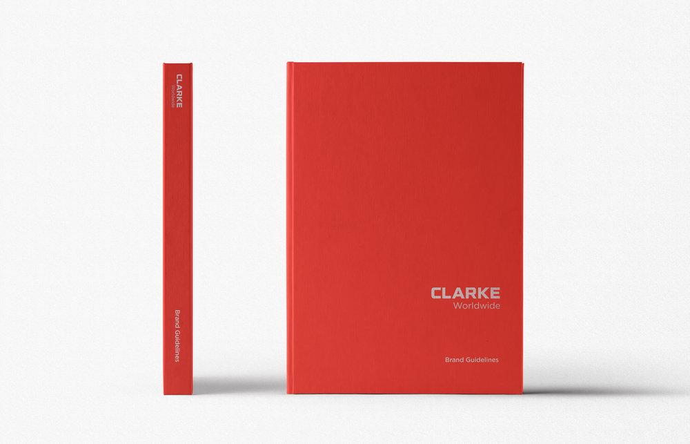 Clarke Worldwide brand guidelines