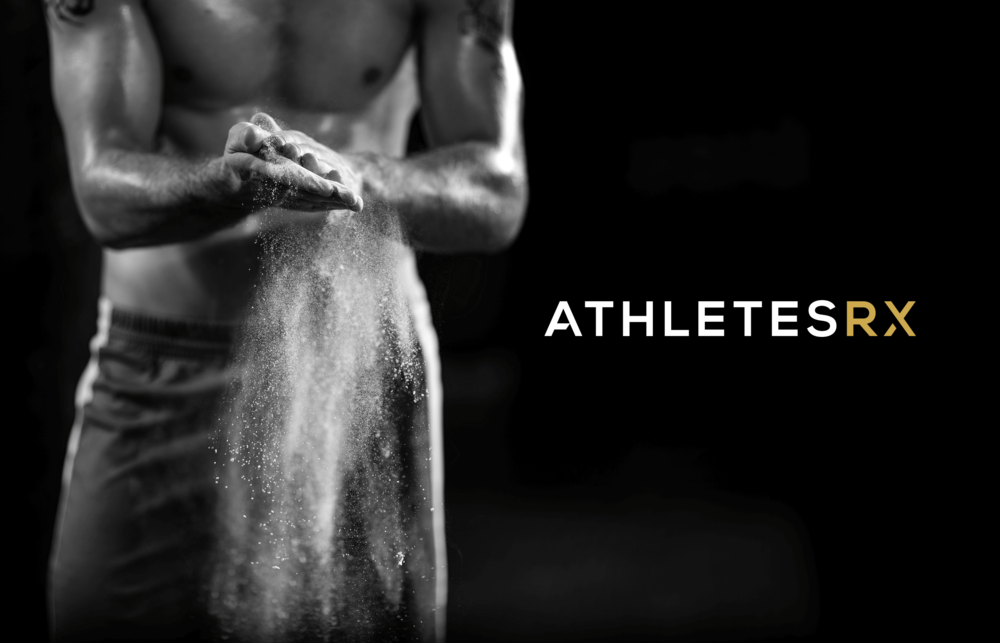 AthletesRx Brand and Brand Strategy