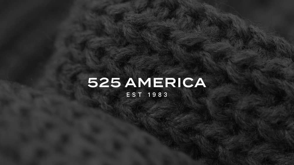 525 America Logotype
