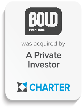 An office furniture manufacturer in Muskegon, Michigan, was acquired by a private investor. Members of our team served as exclusive investment banking advisor to the shareholders of Bold Furniture.