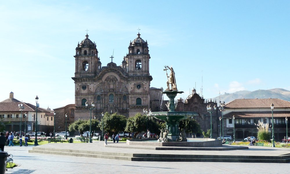 ESCAPE TO CUSCO, DEEP IN THE ANDES  Fly into the heart of the Incan Empire - Cusco, Peru. Explore the sacred valley with excursions to alpaca farms, mountain lakes, and ziplining then give back with service projects in at-risk communities.
