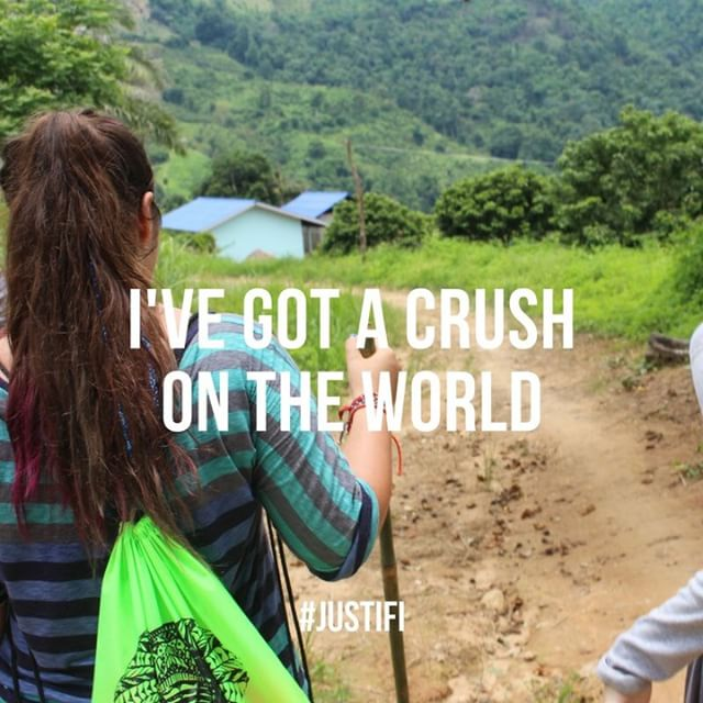 Who doesn't? // Come see more this summer with justifi.org
