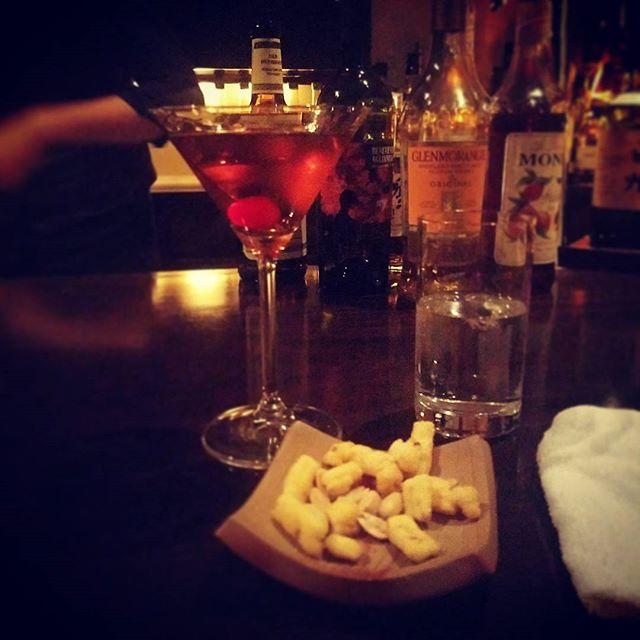 Back in my favourite little bar in Japan. #japandrinks