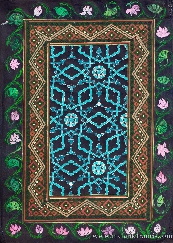 Shalimar Garden - SOLD