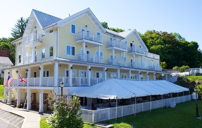 The Rhinecliff ~ an exquisite historic location for fine dining and catered Events