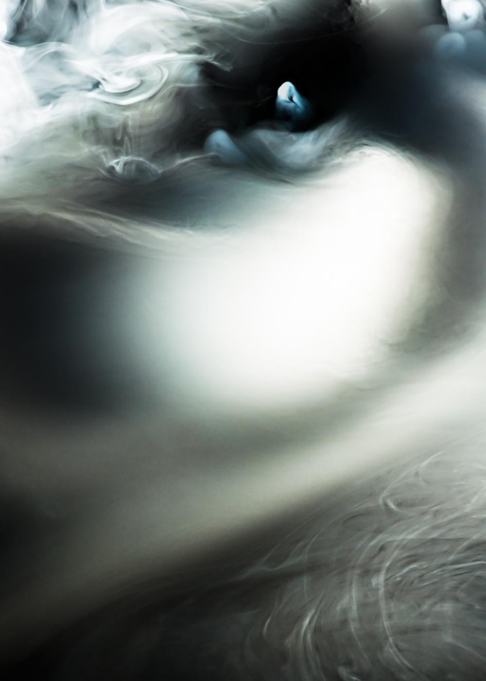"""Smoke & Mirrors #4   pigment print, aluminum, wood, plexiglass, 60"""" x 84"""""""