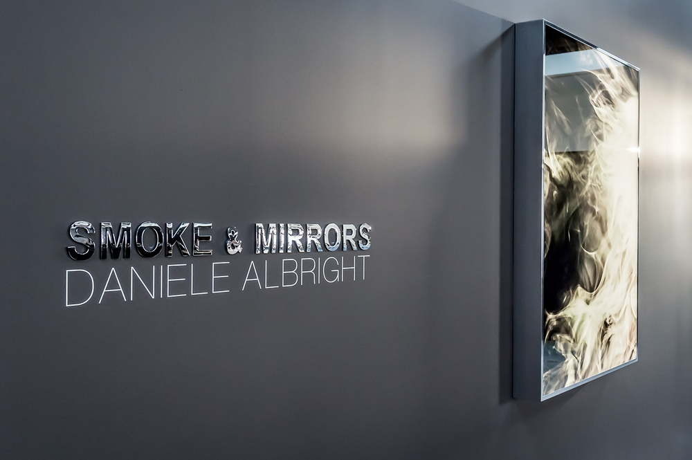 Smoke & Mirrors   installation view