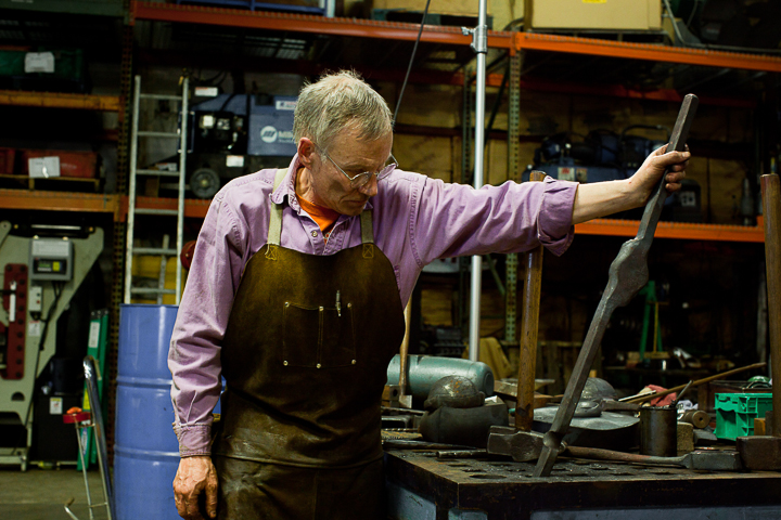 The Contemporary Blacksmiths, The Pacific Northwest
