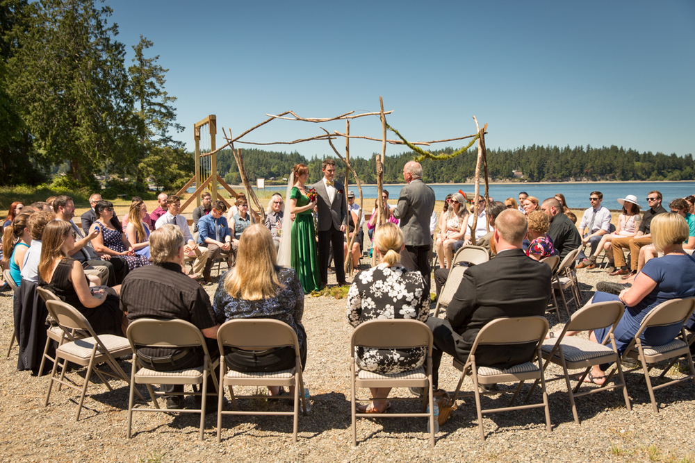 Ryan and Roberta's Wedding on Halstine Island. Click to photo to see Getting Ready and Ceremony. Click HERE for Formals and Reception photos.