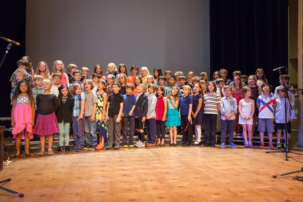 Meridian 2nd and 3rd Grade Music Performance To see images Click Here