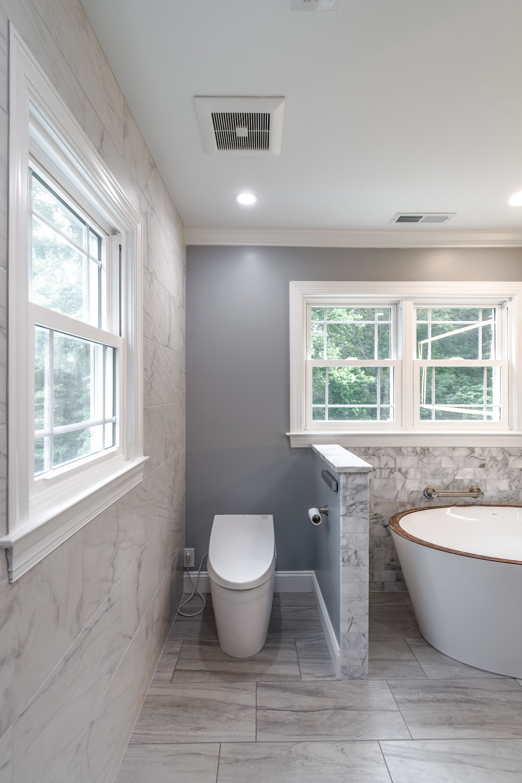 Master Bathroom Retreat
