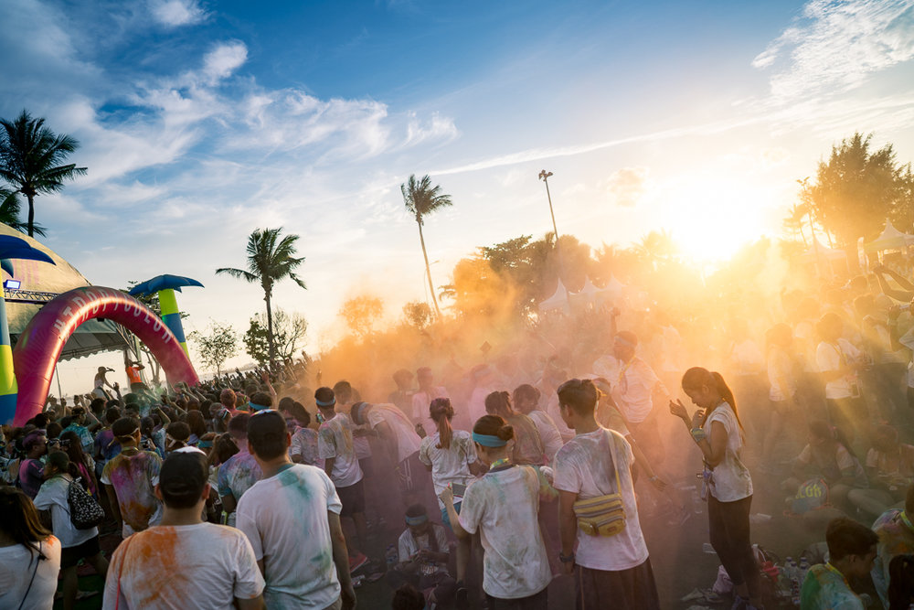 Colour Run -